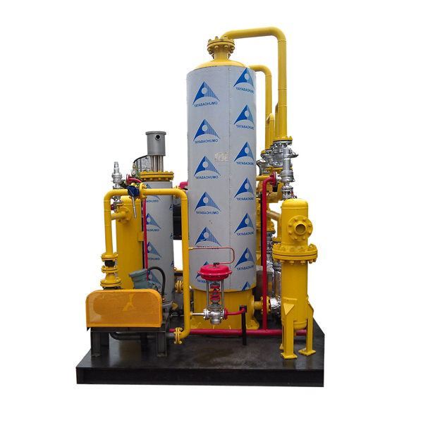 Low Pressure Gas Dryer Package